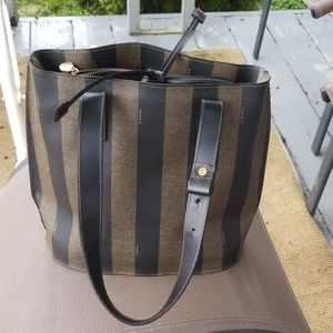 ❤PRICE FIRM authentic Vintage Shoulder Bag Fendi